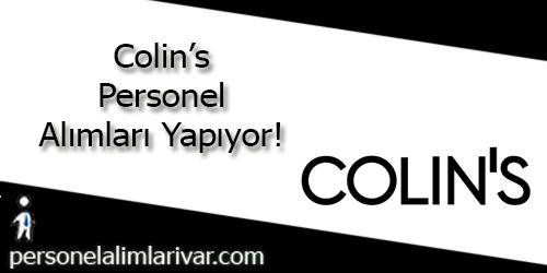 Colin's Personel Alımı ve İş İlanları