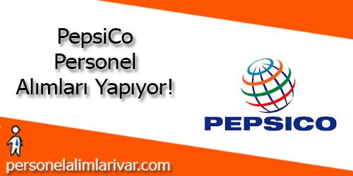 PepsiCo Personel Alımı ve İş İlanları