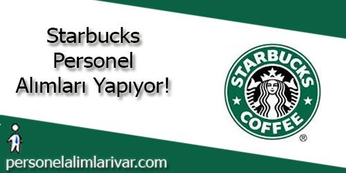 Starbucks Personel Alımı ve İş İlanları
