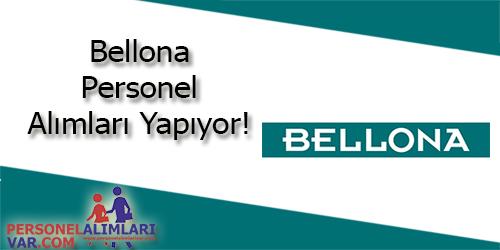 Bellona Personel Alımı ve İş İlanları