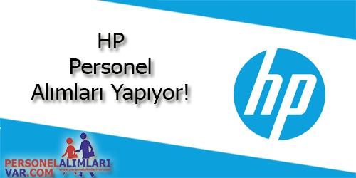 HP Personel Alımı ve İş İlanları