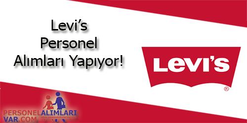 Levi's Personel Alımı ve İş İlanları
