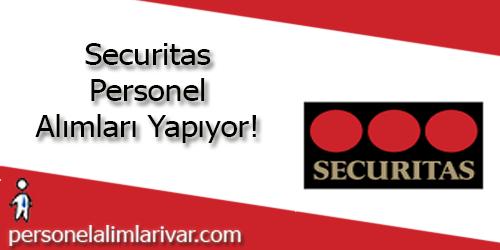 Securitas Personel Alımı ve İş İlanları