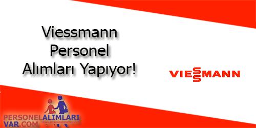 Viessmann Personel Alımı ve İş İlanları