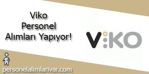Viko Personel Alımı ve İş İlanları