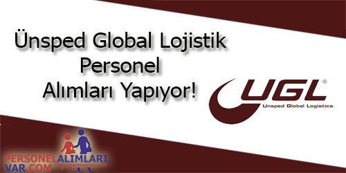 Ünsped Global Lojistik Personel Alımı ve İş İlanları