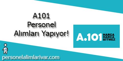 A101 Personel Alımı ve İş İlanları