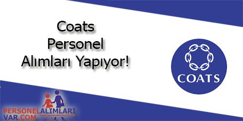 Coats Türkiye Personel Alımı ve İş İlanları