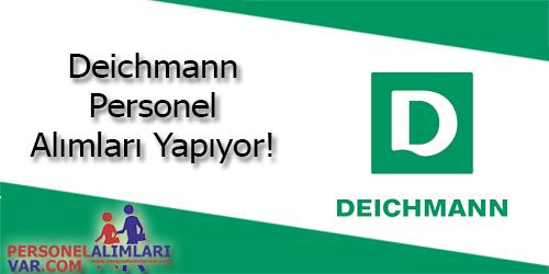 Deichmann Personel Alımı ve İş İlanları