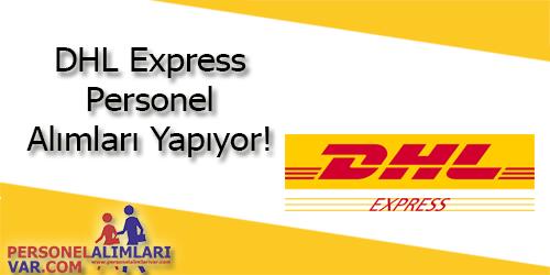 DHL Express Personel Alımı ve İş İlanları