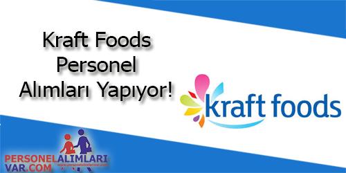 Kraft Gıda Personel Alımı ve İş İlanları