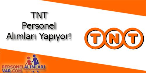 TNT Express Personel Alımı ve İş İlanları