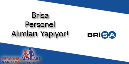 Brisa Bridgestone Personel Alımı ve İş İlanları