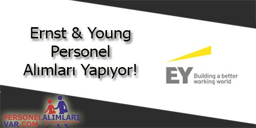 Ernst & Young Personel Alımı ve İş İlanları