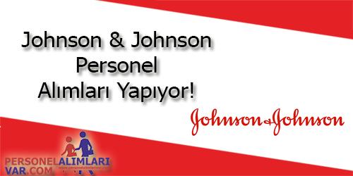 Johnson & Johnson Personel Alımı ve İş İlanları