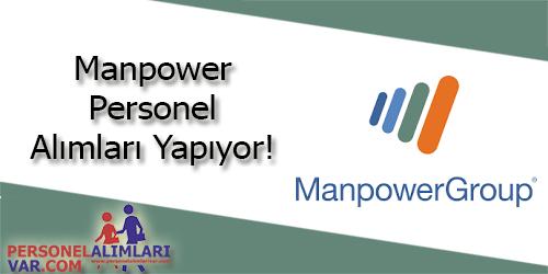 Manpower Personel Alımı ve İş İlanları