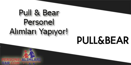 Pull & Bear Personel Alımı ve İş İlanları