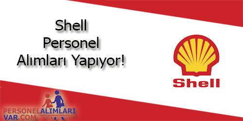Shell Personel Alımı ve İş İlanları