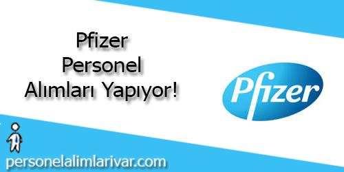 Pfizer Personel Alımı ve İş İlanları
