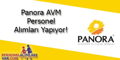 Panora AVM Personel Alımı ve İş İlanları